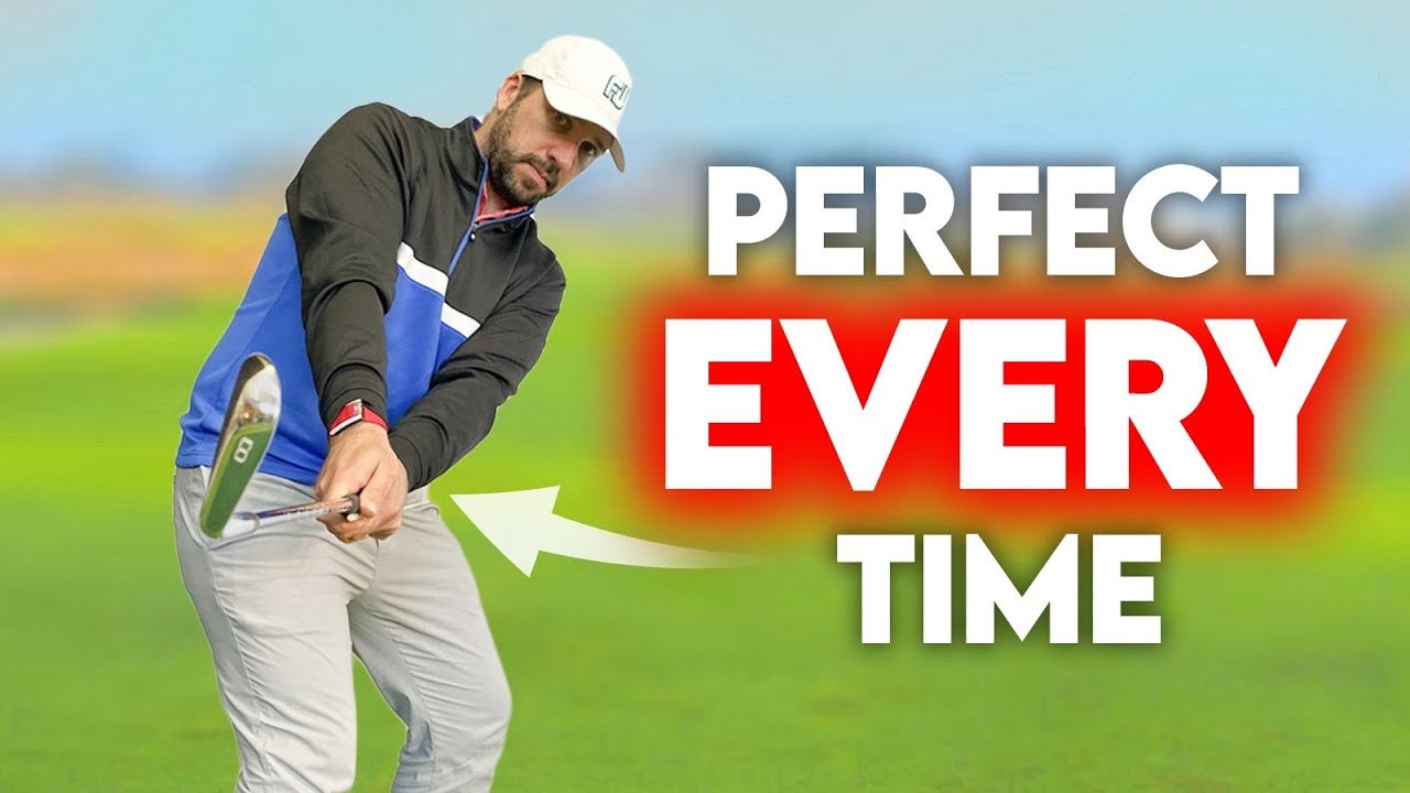 SIMPLE DRILL to the perfect golf takeaway 👍