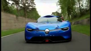 FULL HD RENAULT ALPINE A110-50 CONCEPT START UP + MORE