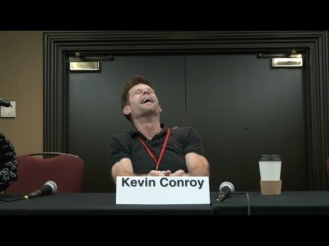 Kevin Conroy Tells Hilarious Story