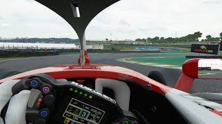 Gran Turismo Sport VR - Super Formula Dallara SF19 Super Formula  Honda '19 Gameplay