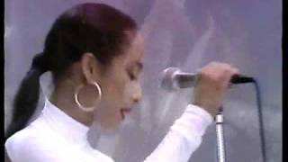 Sade Your Love is King @ Live Aid 85