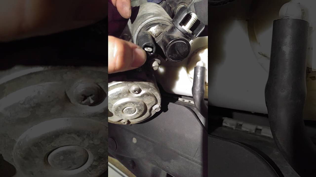 Acura Tl Starter Replacement