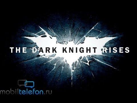 #1 прохождение The Dark Knight Rises (Темный …