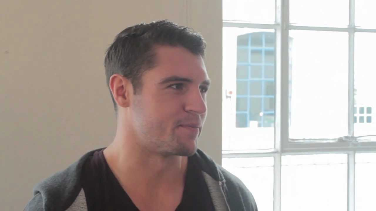 Watch London Wasps Rugby Hunk Charlie Davies On His Cosmo -9662