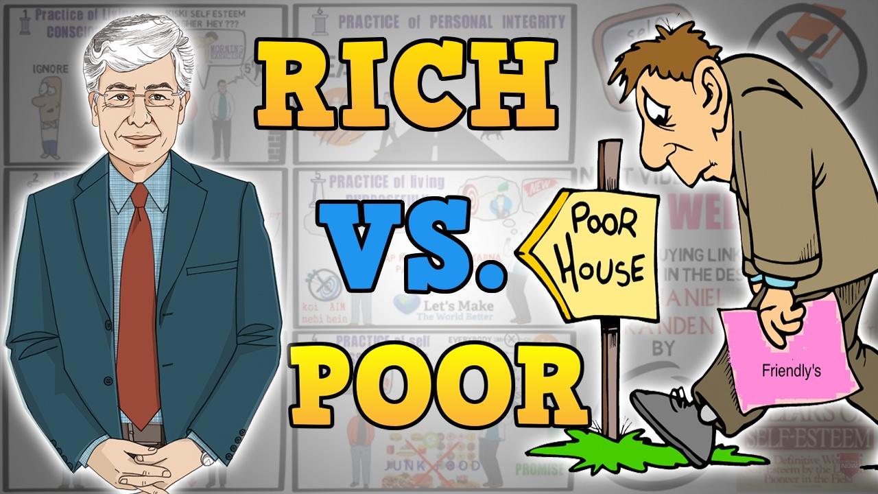 Rich dad poor dad by robert kiyosaki | book summary & pdf.