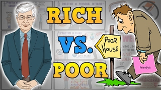 Rich Dad Poor Dad | Animated book summary in Hindi