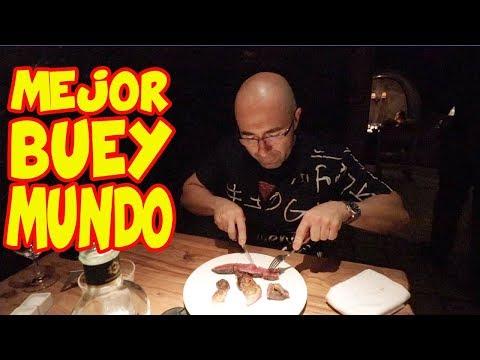 Mejor restaurante de carne del mundo - Revista Time 2006 - El Capricho - Buey Vs Vaca