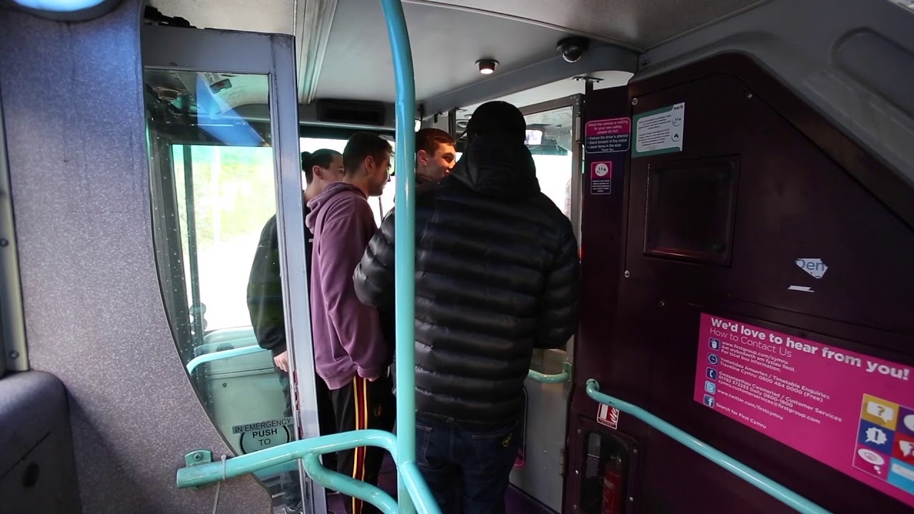 Greater Manchester Brand New First Bus Group Bus Drivers Tie