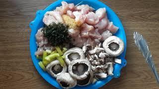 СУПЕР ДИЕТА минус 5 кг за 5 дней.Волшебный ГРИБНОЙ суп для ПОХУДЕНИЯ. Снижает  аппетит. Канал Тутси