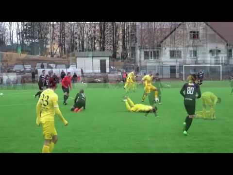 Tartu JK Welco vs FC Kuressaare 1:3 (1:2) 18.04.2017