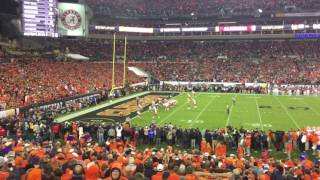 Clemson Tigers Fan Reaction To Winning The College Football Playoff National Championship