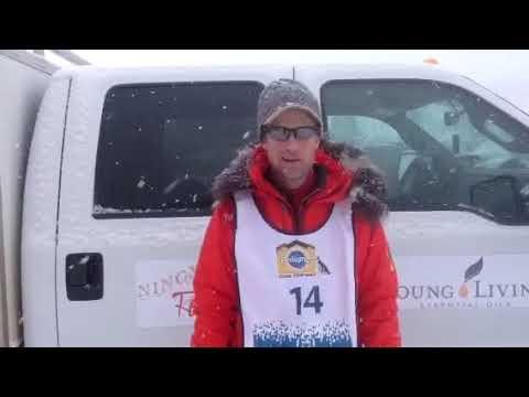 JR- Alpine after run