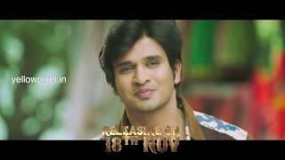 Nikhil's Ekkadiki Pothavu Chinnavada Movie Chirunama Song Teaser | Nikhil | Hebah Patel | Nandita