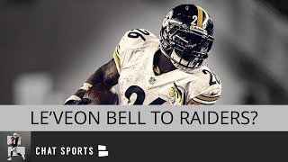 Oakland Raiders Rumors From Raider Nation - Le'Veon Bell 2019, Marshawn Lynch Retiring, NFL Draft
