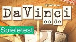 Da Vinci Code (Brettspiel) / Anleitung & Rezension / SpieLama