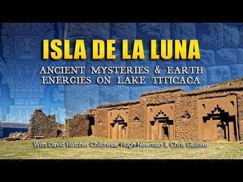 Isla de la Luna: Ancient Mysteries & Earth Energies on Lake Titicaca with David Hatcher Childress