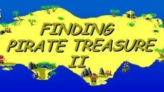 Finding Pirate Treasure 2 Level1-15 Walkthrough