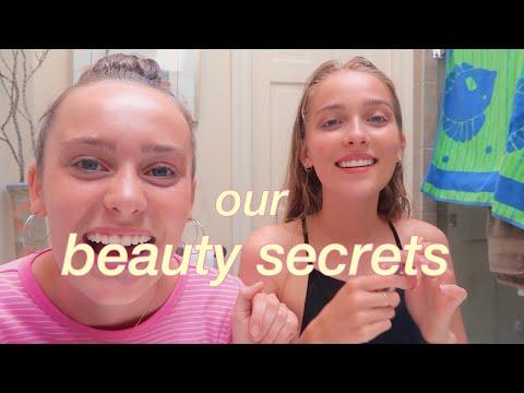 my beauty secrets (ft. my sis)