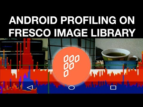 Android performance profiling - Part four profiling fresco image loading library