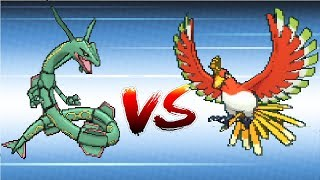 pokemon rayquaza groudon kyogre vs ho oh lugia