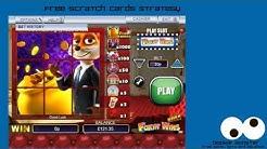 Scratch Cards No Deposit Strategy