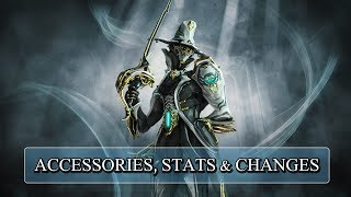 Warframe - Limbo Prime Accessories, Stats & Changes