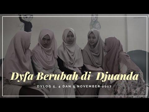Dyfa berubah di Djuanda #DVLOG5