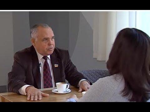 ТРК ВіККА: За філіжанкою кави. Валентин Зубов