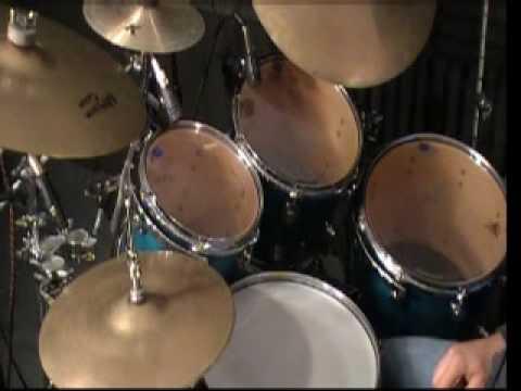 Ostinato Drum Set Lesson Part One