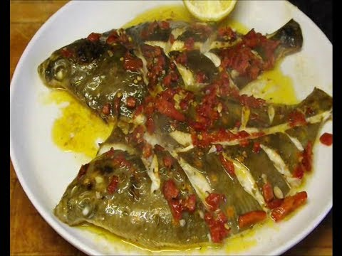 How To Prepare And Cook Whole Plaice. Thescottreaproject.