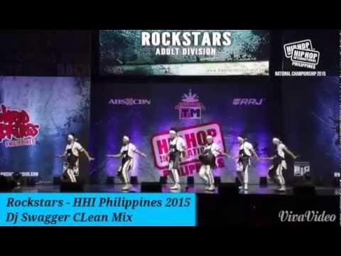 Rockstars - HHI Adult Division 2015 -  Dj Swagger CLean Mix