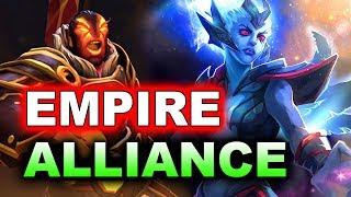 ALLIANCE vs EMPIRE - Semi-Final - X-Bet.co Rampage Dota 2