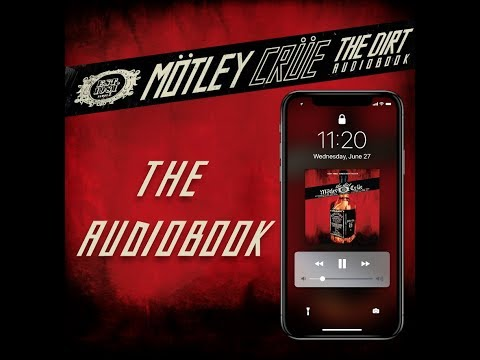 Morris Knight - Motley Crue To Release 'The Dirt' Audiobook