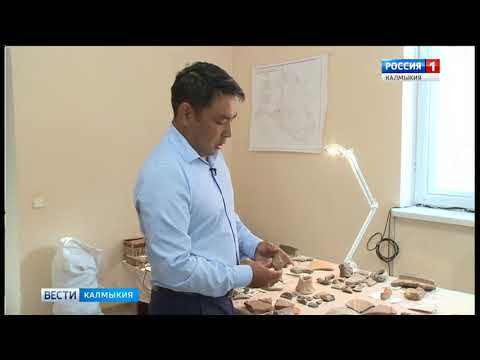 В Городовиковском районе обнаружена древняя крепость