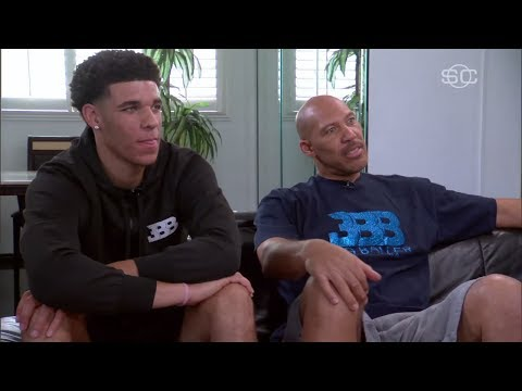 Thumbnail: LaVar Ball Talks Lakers, Lonzo Almost Getting Arrested And His Wife's Condition | ESPN