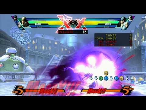 UMvC3 - Dante: Crazy Dance still sucks