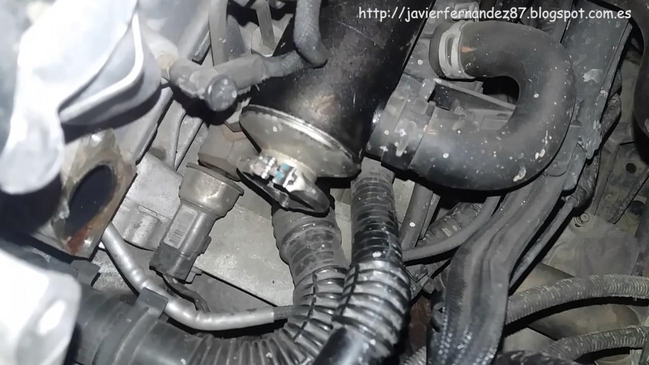 Cambio Egr Cambiar Discos Y Pastillas Ford Focus Mk Ii