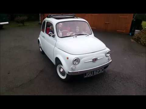 Walk-around of our electric Fiat 500