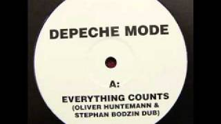 Download Depeche Mode-Everything Counts (Huntemann & Bodzin Mix).wmv MP3 song and Music Video