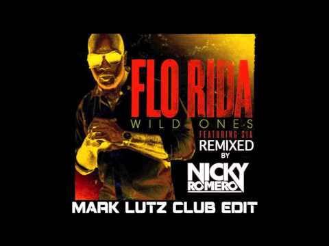 Flo Rida feat. Sia  Wild Ones Nicky Romero Remix Mark Lutz Club Edit