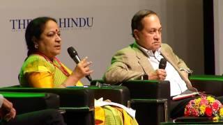 Making India Work - Shashi Tharoor, Jayanthi Natarajan, AS Dulat, TN Ninan & N Ram