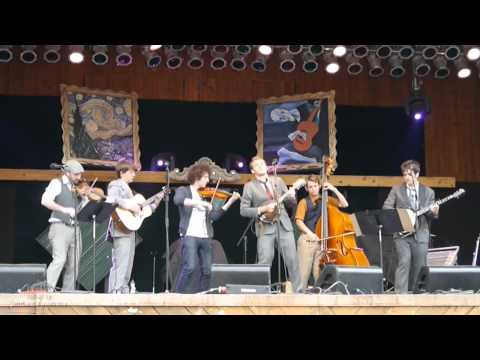 Punch Brothers Ft. Rob Moose - Brandenburg Concerto No. 3 @ Telluride Bluegrass Festival 24 June2012