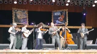 Punch Brothers ft. Rob Moose - Brandenburg Concerto No. 3 @ Telluride Bluegrass Festival 24 June2012