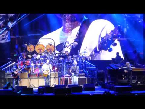 Dead and Company—Sleeptrain Chula Vista CA–7 27 16—Black Muddy River