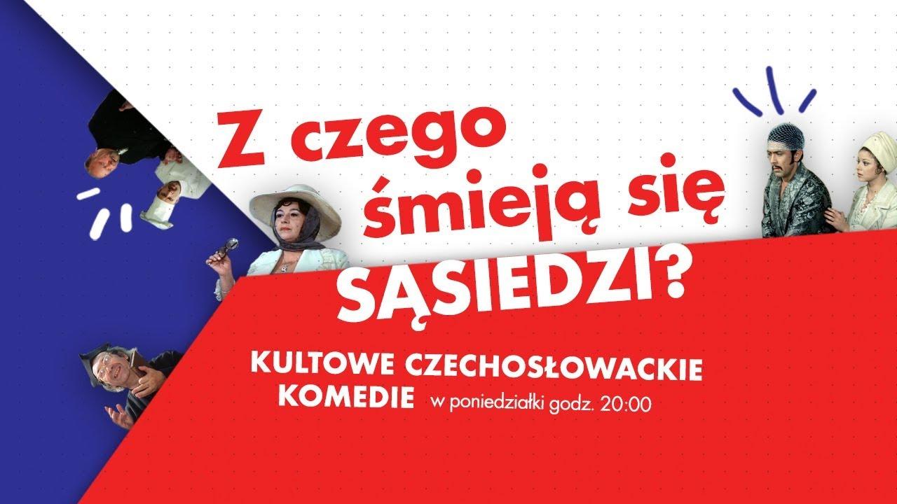 Kultowe Czechosłowackie komedie w Telewizji Kino Polska
