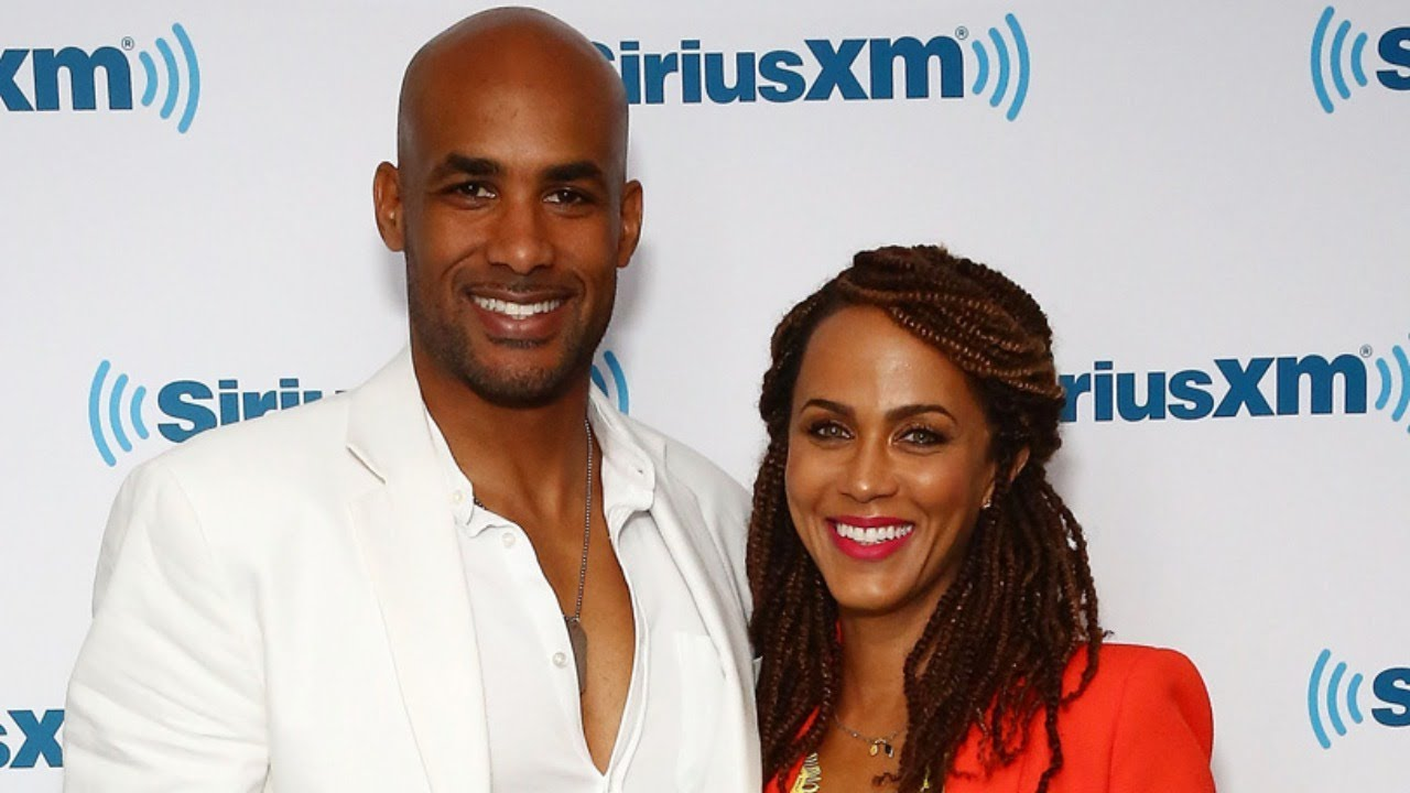 Download Boris Kodjoe Puts His Wife Nicole Ari Parker In Her Place After Her Infidelity Remarks! (MUST SEE)