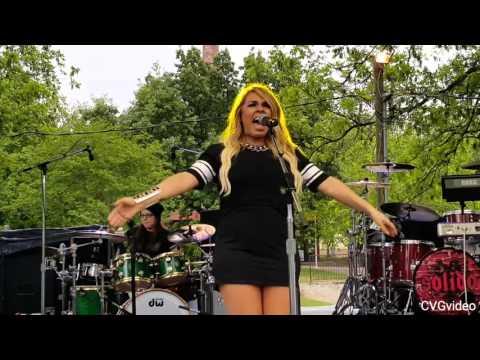 Stefani Montiel-Intro(Ya Llegó)/Quien Quiere Shots 4-16-16