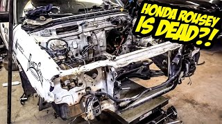One Stupid Thing STOPPED Our Diesel Honda Accord Limo Project From Happening...