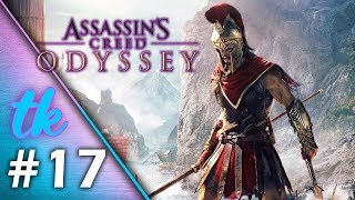 Assassin's Creed: Odyssey (XBOX ONE) - Parte 17 - Español (1080p60fps)