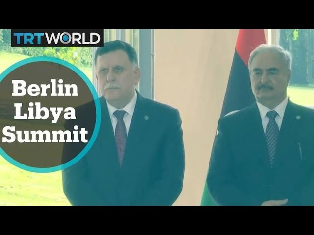 Libya Conference in Berlin aims to achieve permanent ceasefire